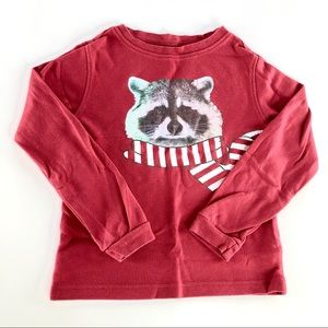 Clement long sleeve kids shirt